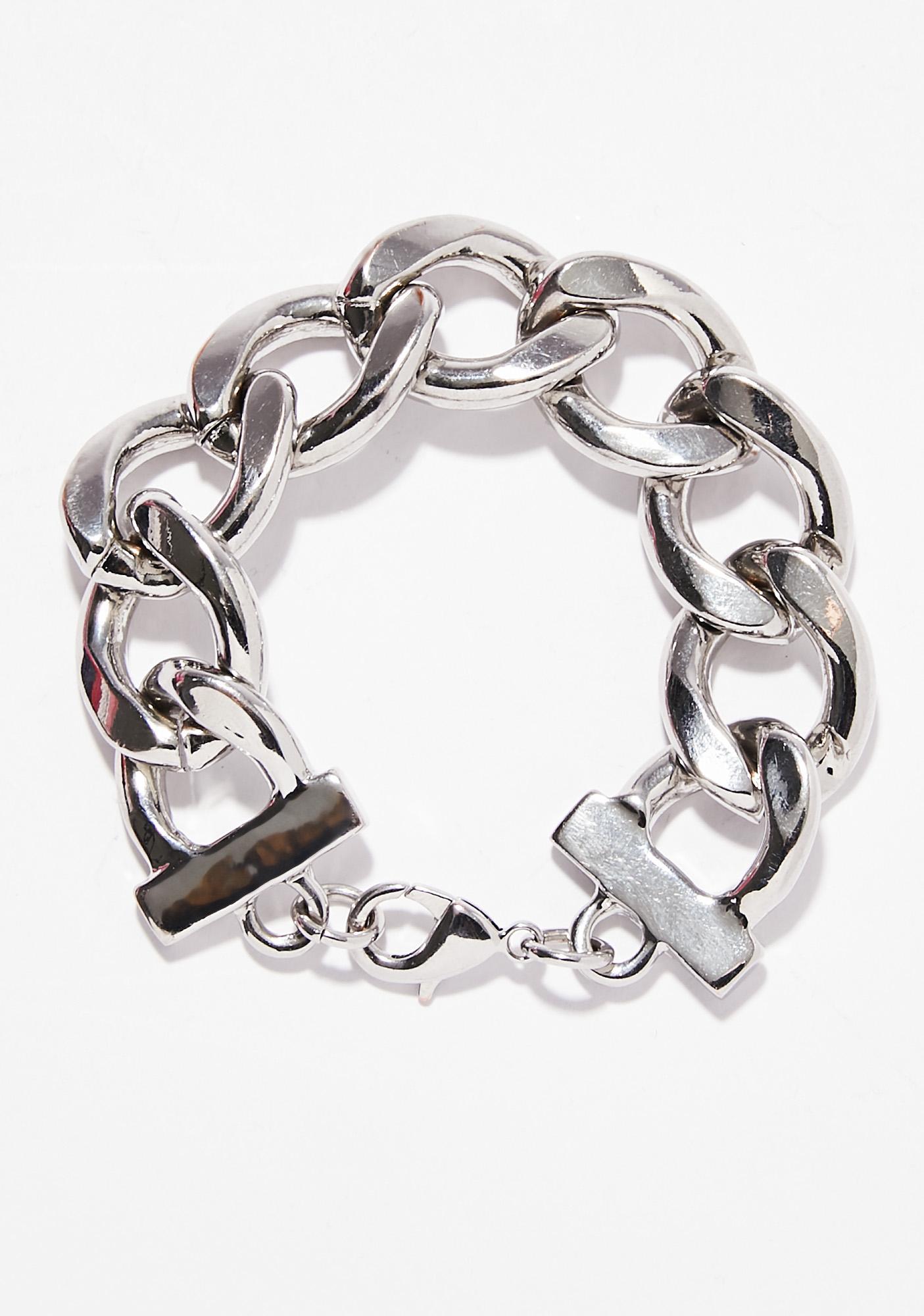 Chain Gang Bracelet