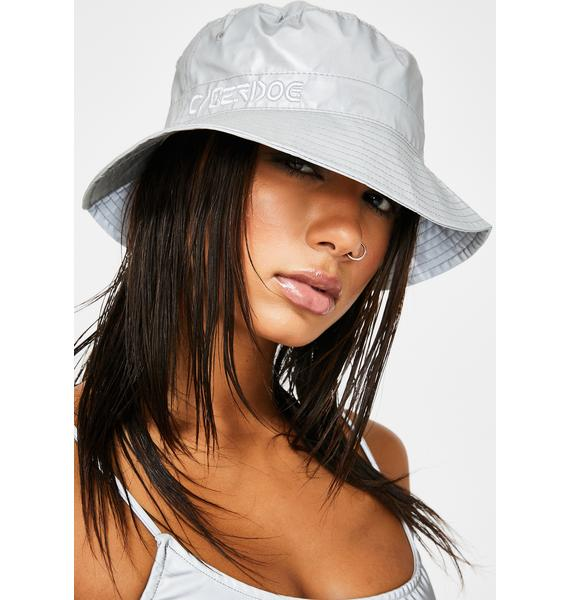 Cyberdog Reflective Bucket Hat