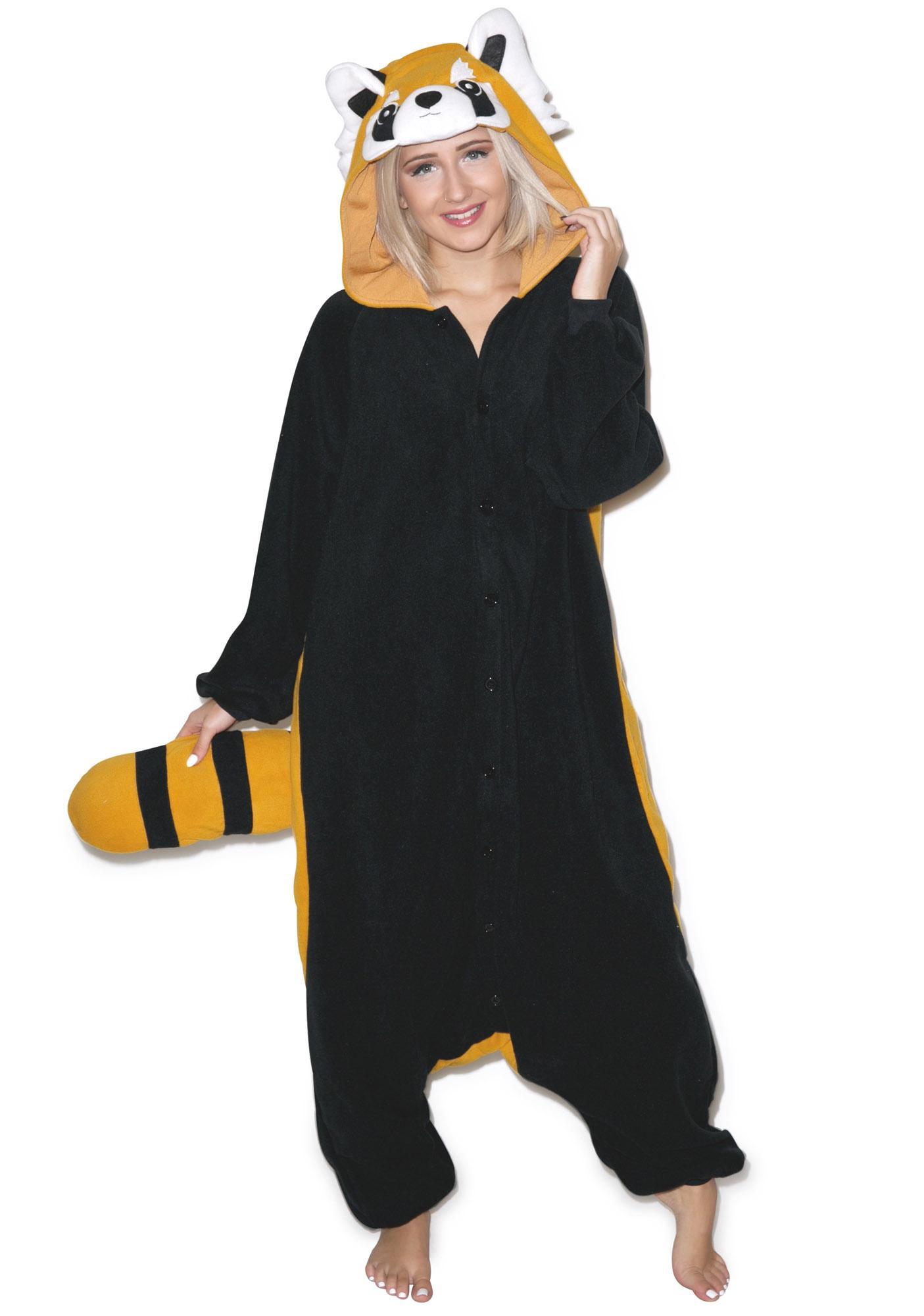 Sazac  Red Panda Kigurumi