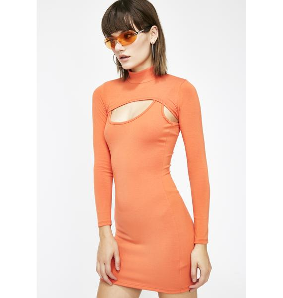 Juicy Dangerous Damsel Bodycon Dress