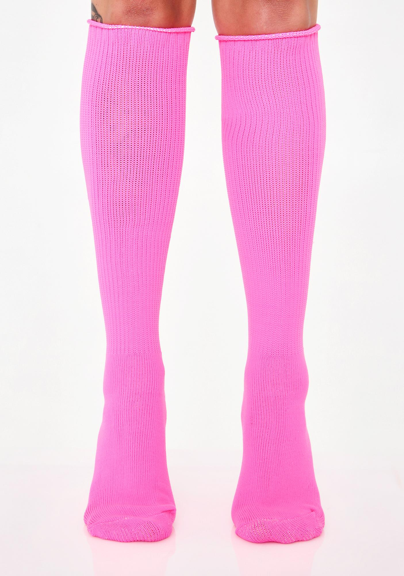 Cozy Cutie Ribbed Socks