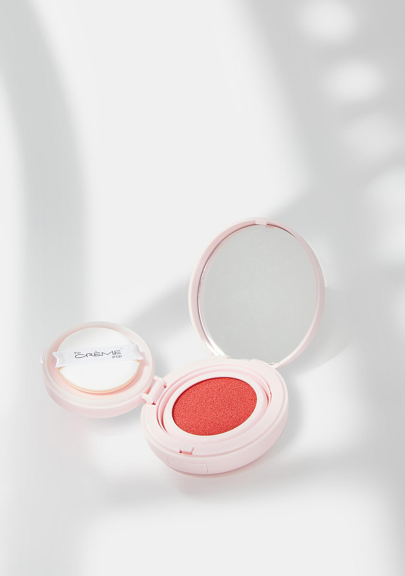 The Crème Shop La Vie En Rose Tres Cheek Cushion Blush