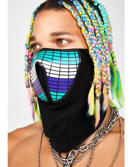 Freakuency Sound Reactive Dust Mask