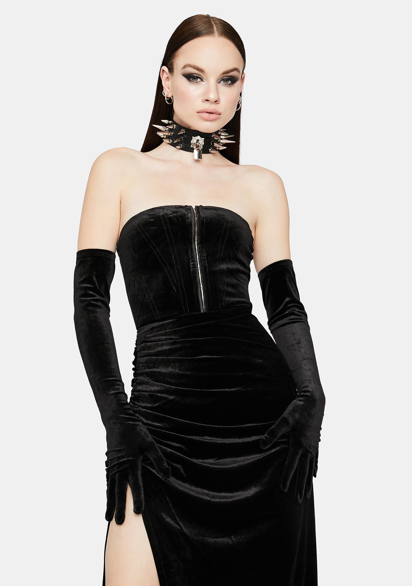 Elegant Heiress Maxi Dress Set
