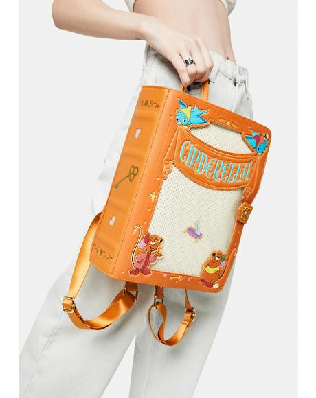 Disney Cinderella Pin Collector Backpack