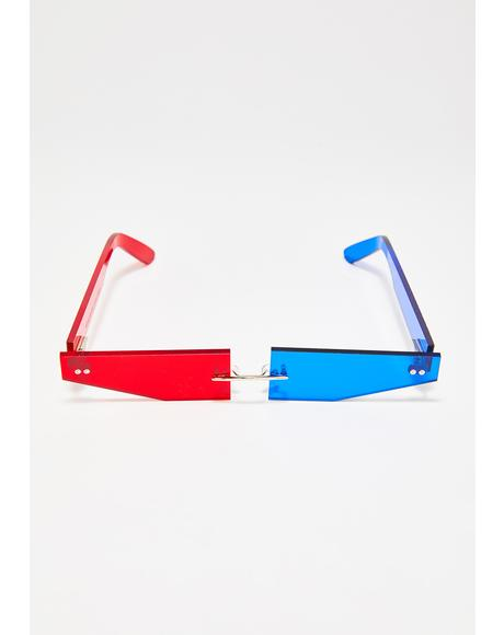 3D Slims Glasses