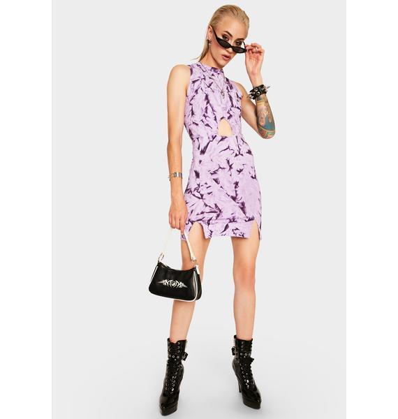 Cute Mistake Cute Paradise Mini Dress