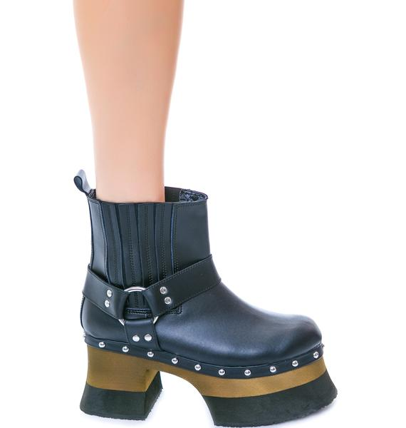 T.U.K. Woodie Platform Boot