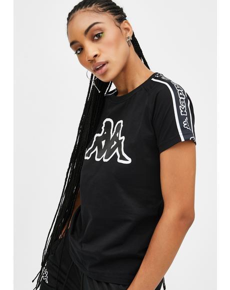 Logo Tape Amie T-Shirt