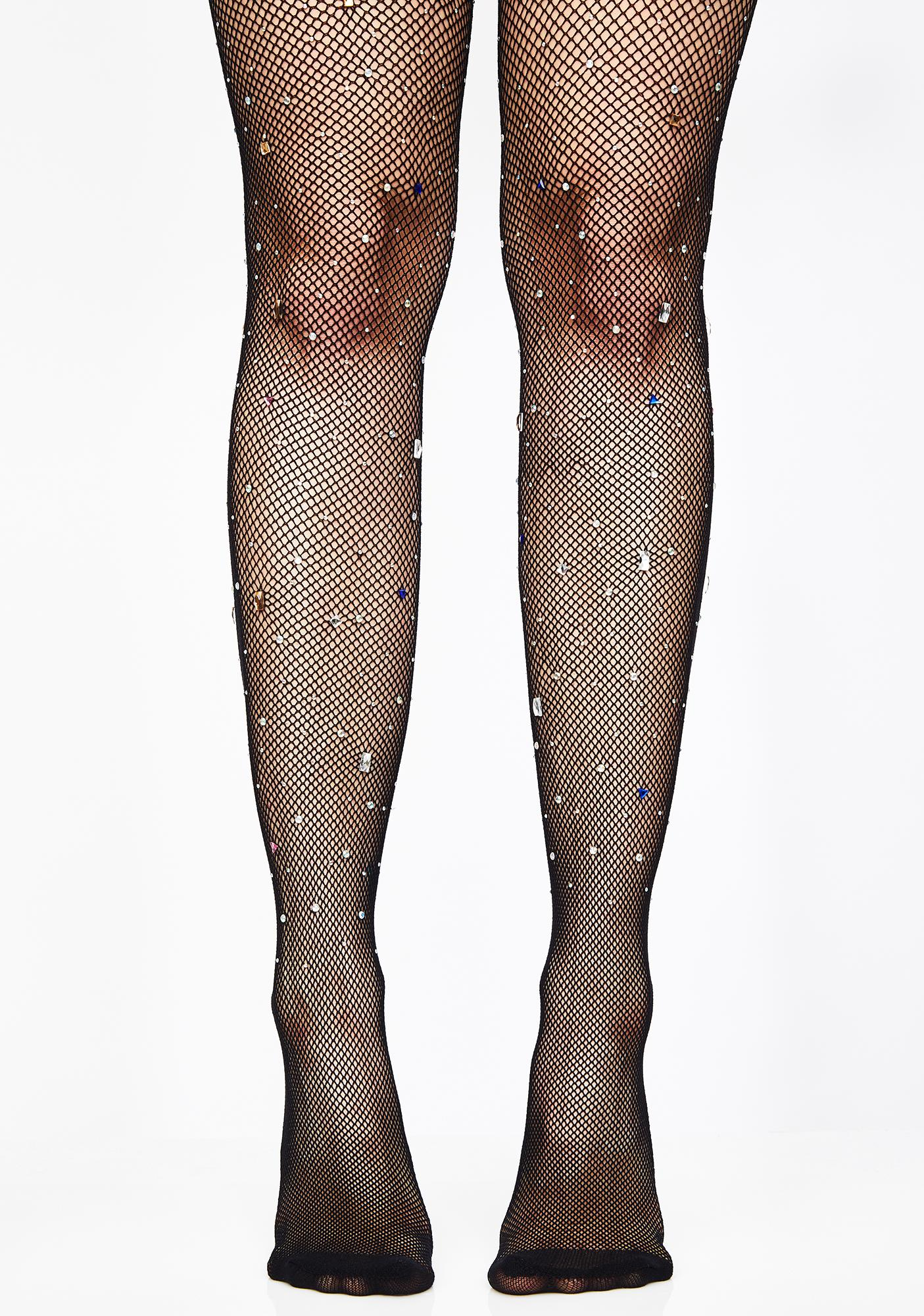 ee8d63c97fa14 Crystal Visionz Fishnet Tights · Crystal Visionz Fishnet Tights ...