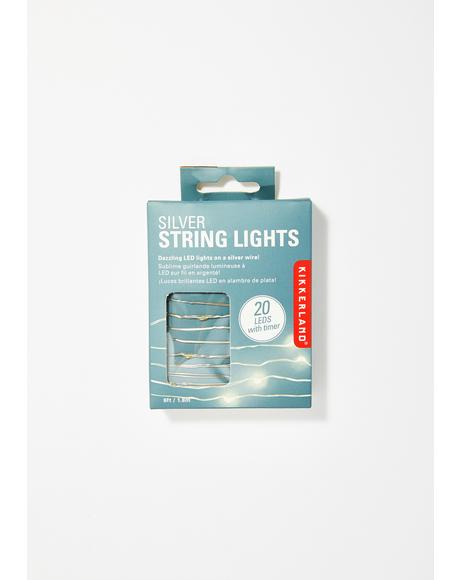 Lucky Stars String Lights