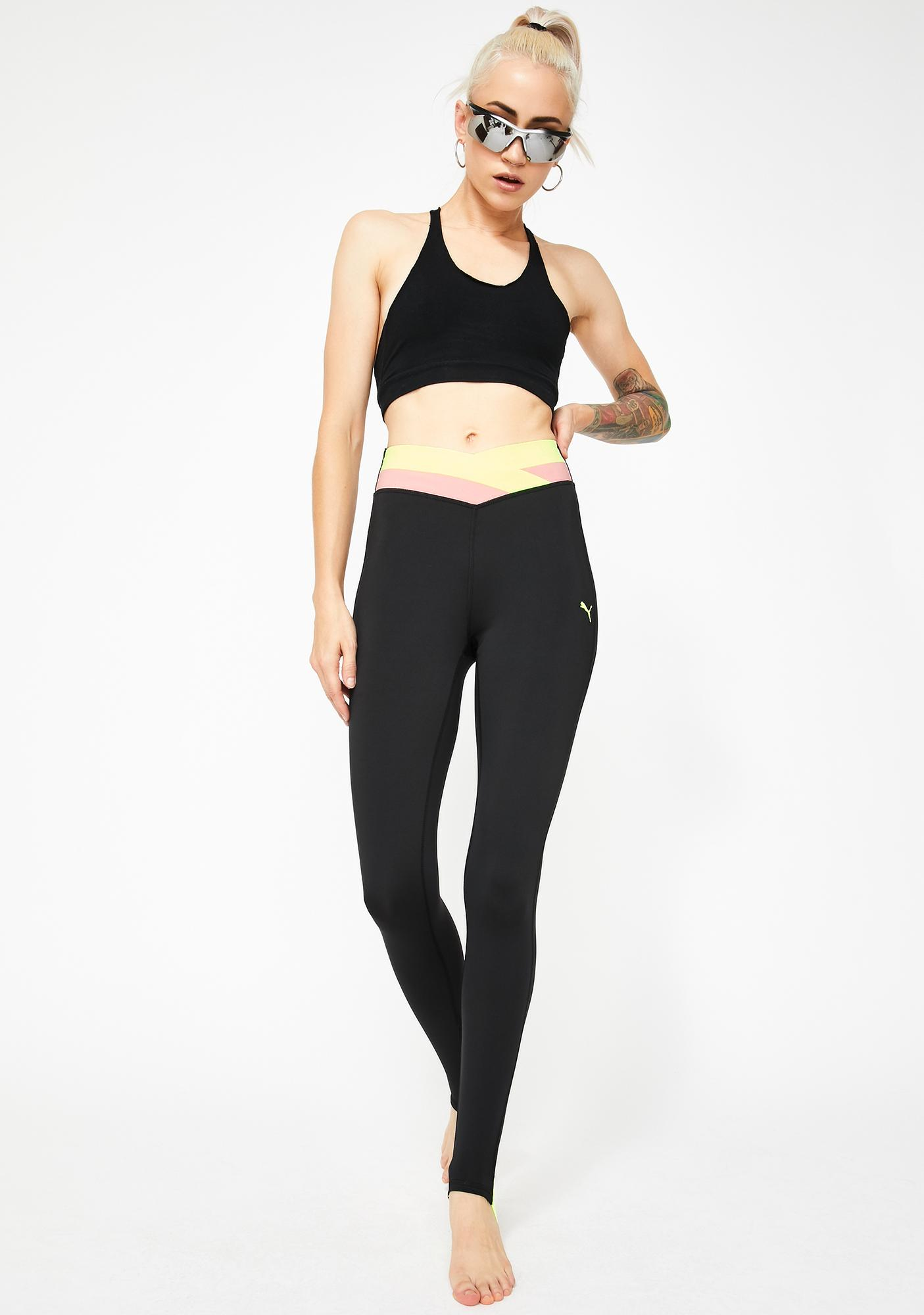 Hit Feel It 7/8 Sport Leggings by Puma