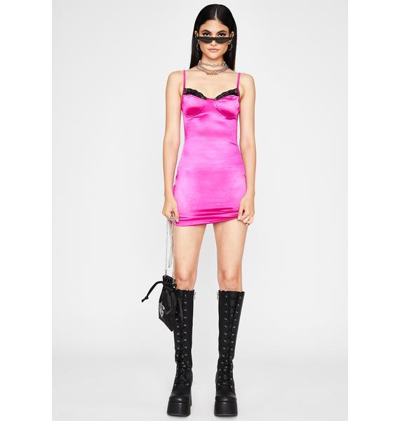Please Me Mini Dress