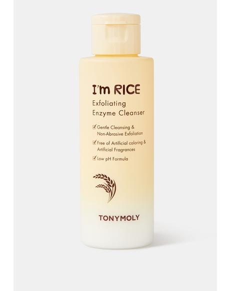 I'm Rice Exfoliating Enzyme Cleanser