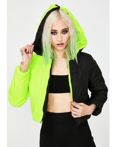 Vicky Colorblock Jacket