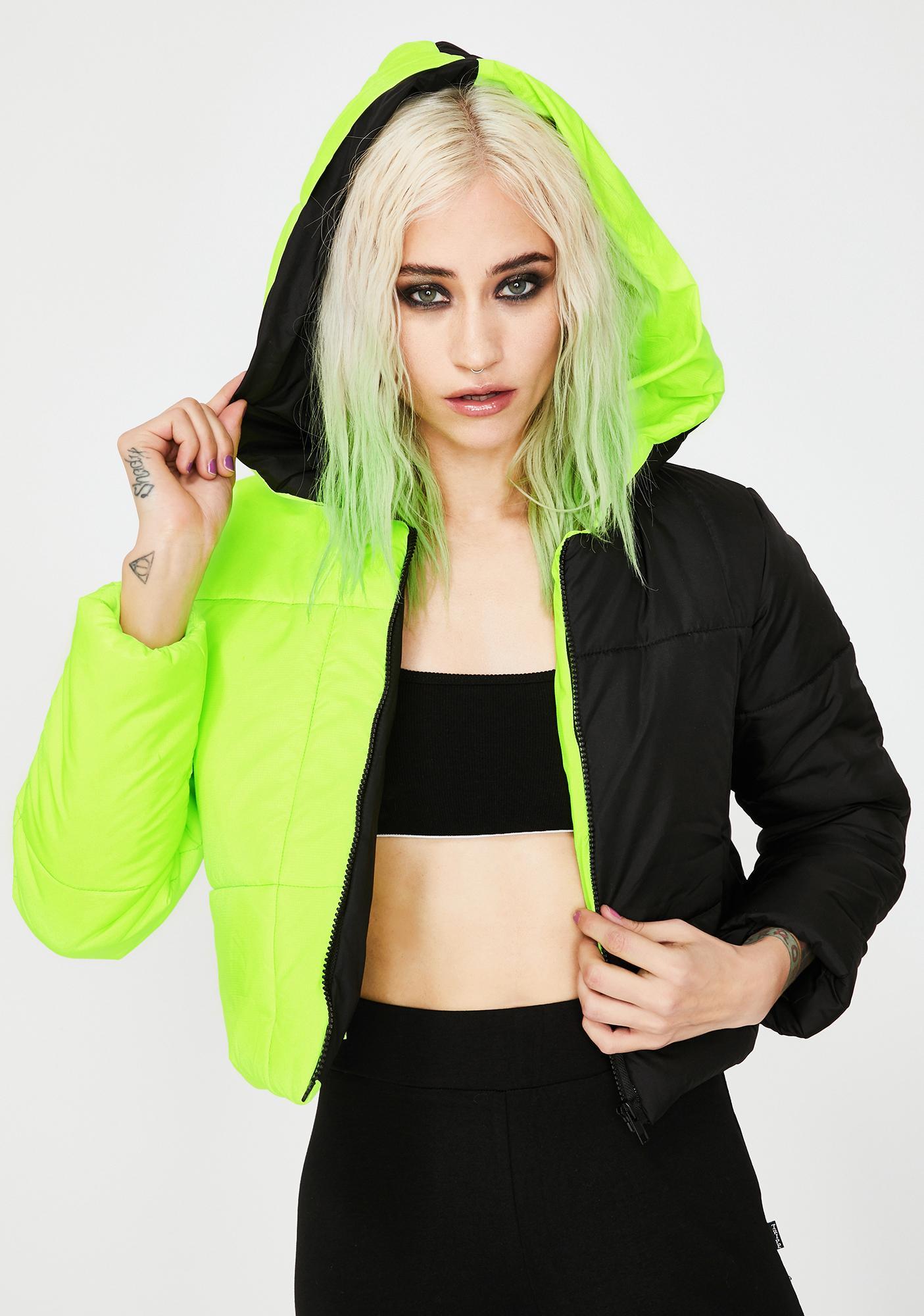 Ivy Berlin Vicky Colorblock Jacket