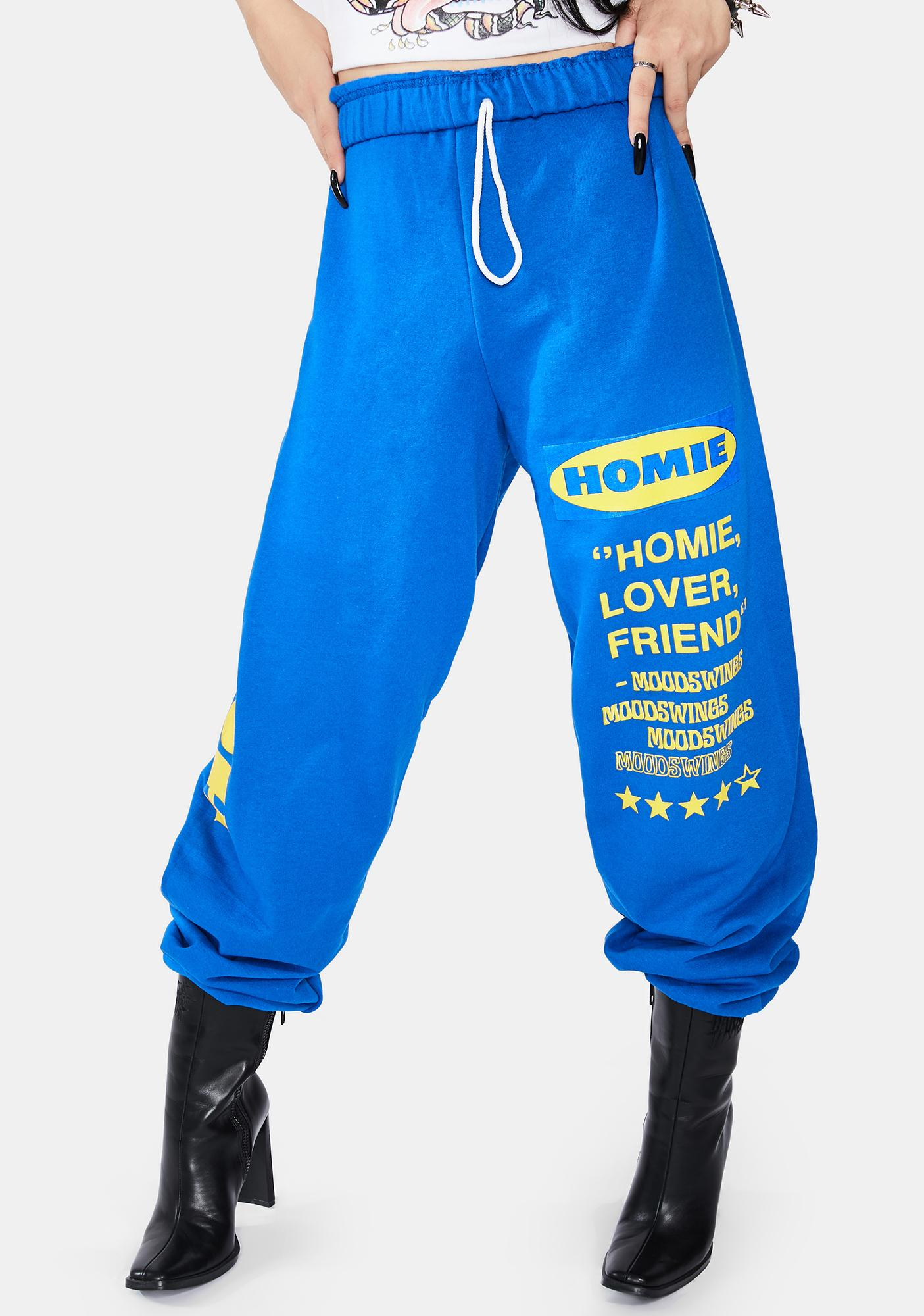 MOODSWINGS Homie Sweatpants