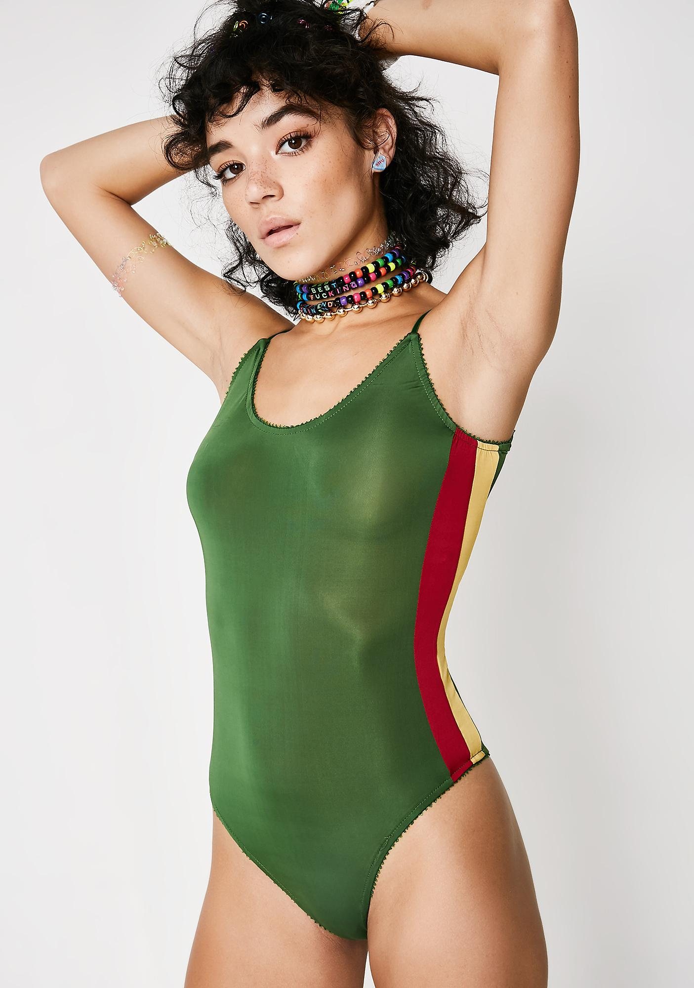 All The Vibes Bodysuit