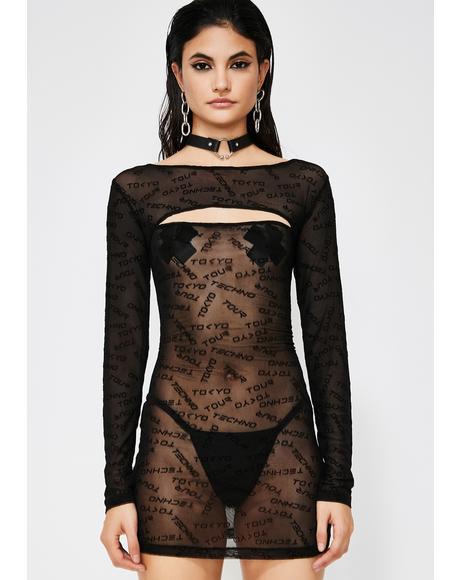 Sinful Shimiye Dress