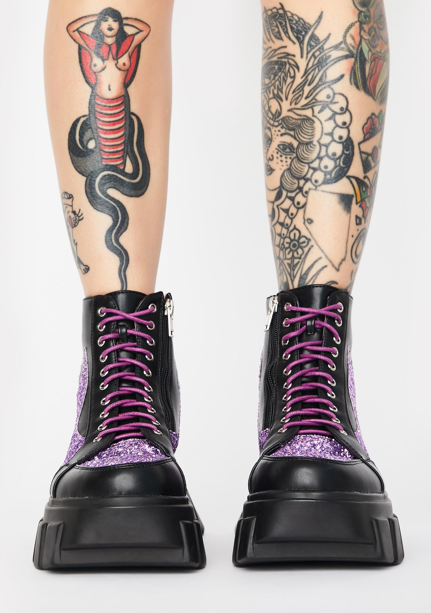 Lamoda Diva Facin' Facts Ankle Boots