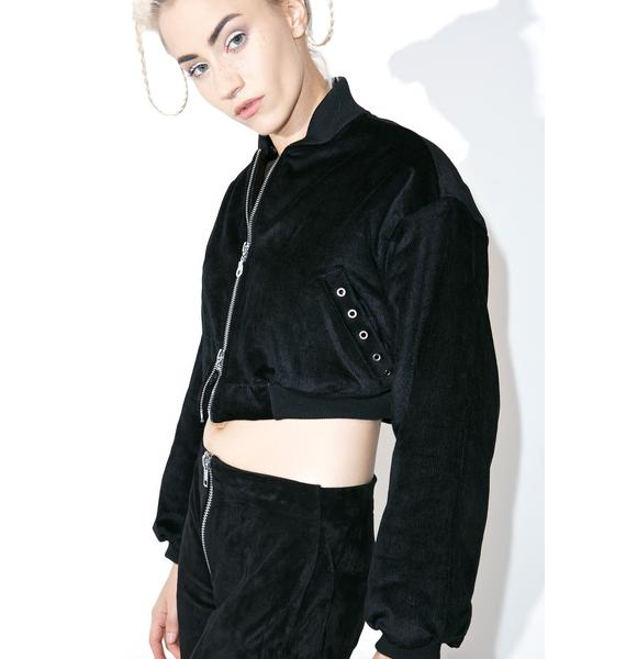 Hardware LDN Lolly Pop Cropped Jacket