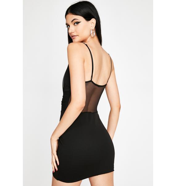 Playin' For Keeps Mini Dress