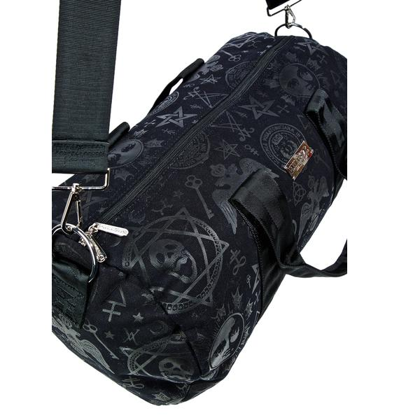 Killstar Resurrection Duffle Bag