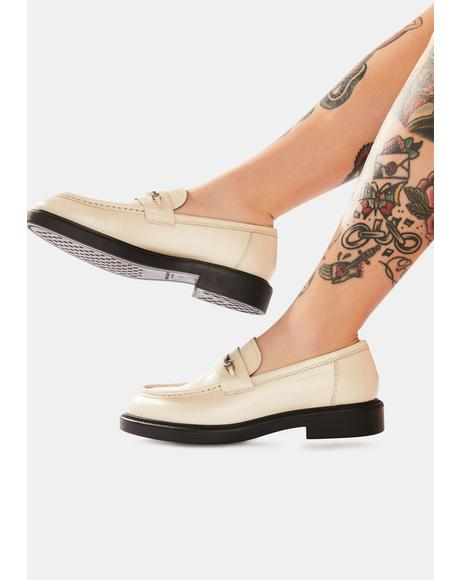 Alex W Patent Leather Loafers