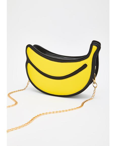 Go Bananas Crossbody Bag