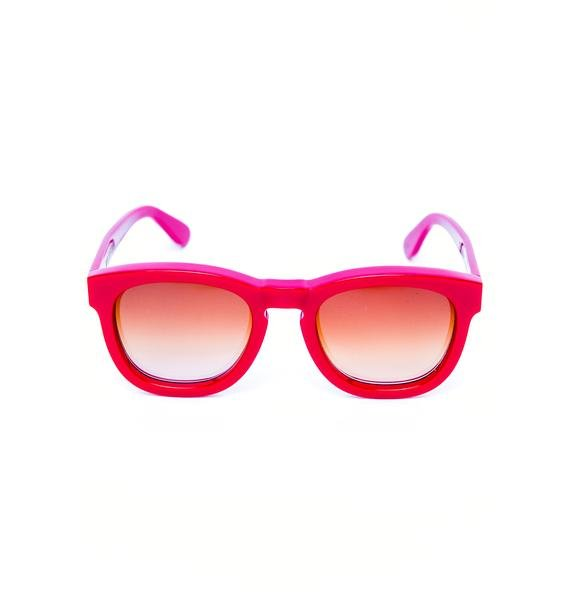 Wildfox Couture Classic Fox Sunglasses