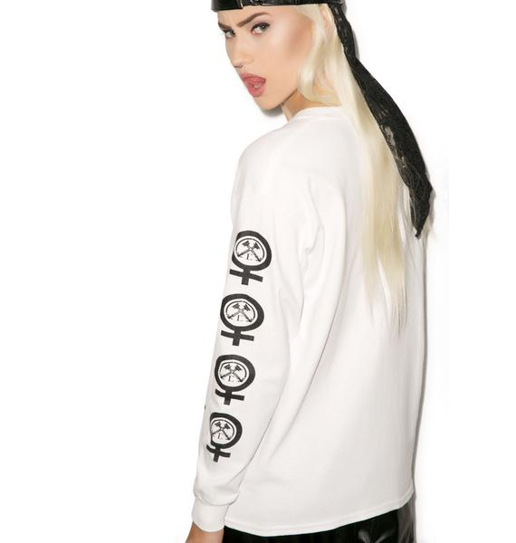 Civil Clothing We Run The World Long Sleeve