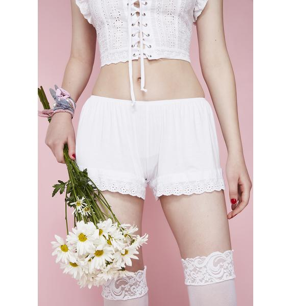 Sugar Thrillz Pure Innocence Bloomers