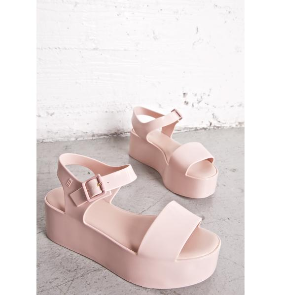 Melissa Sweetie Mar Sandals
