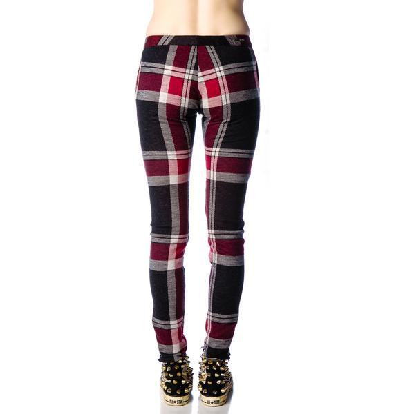 AGAIN Harding Style Pants