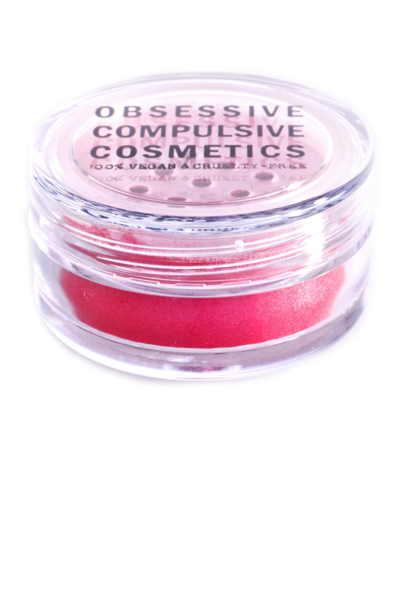 Obsessive Compulsive Cosmetics Cherry Bomb Loose Colour Concentrate