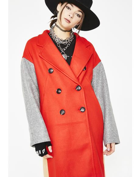 Instigator Colorblock Coat