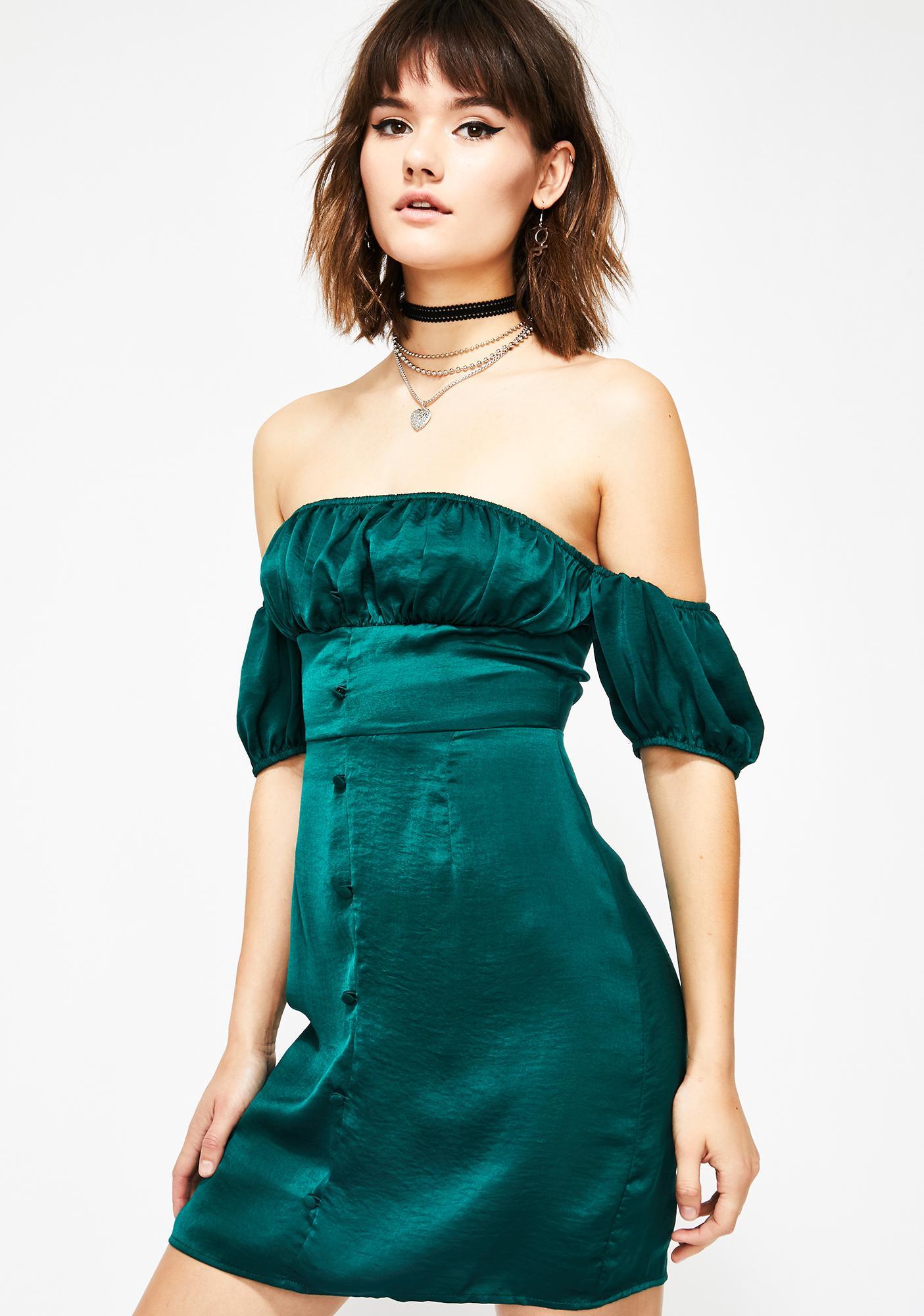c0d2841b01c7 Glamorous Divine Delight Off The Shoulder Dress