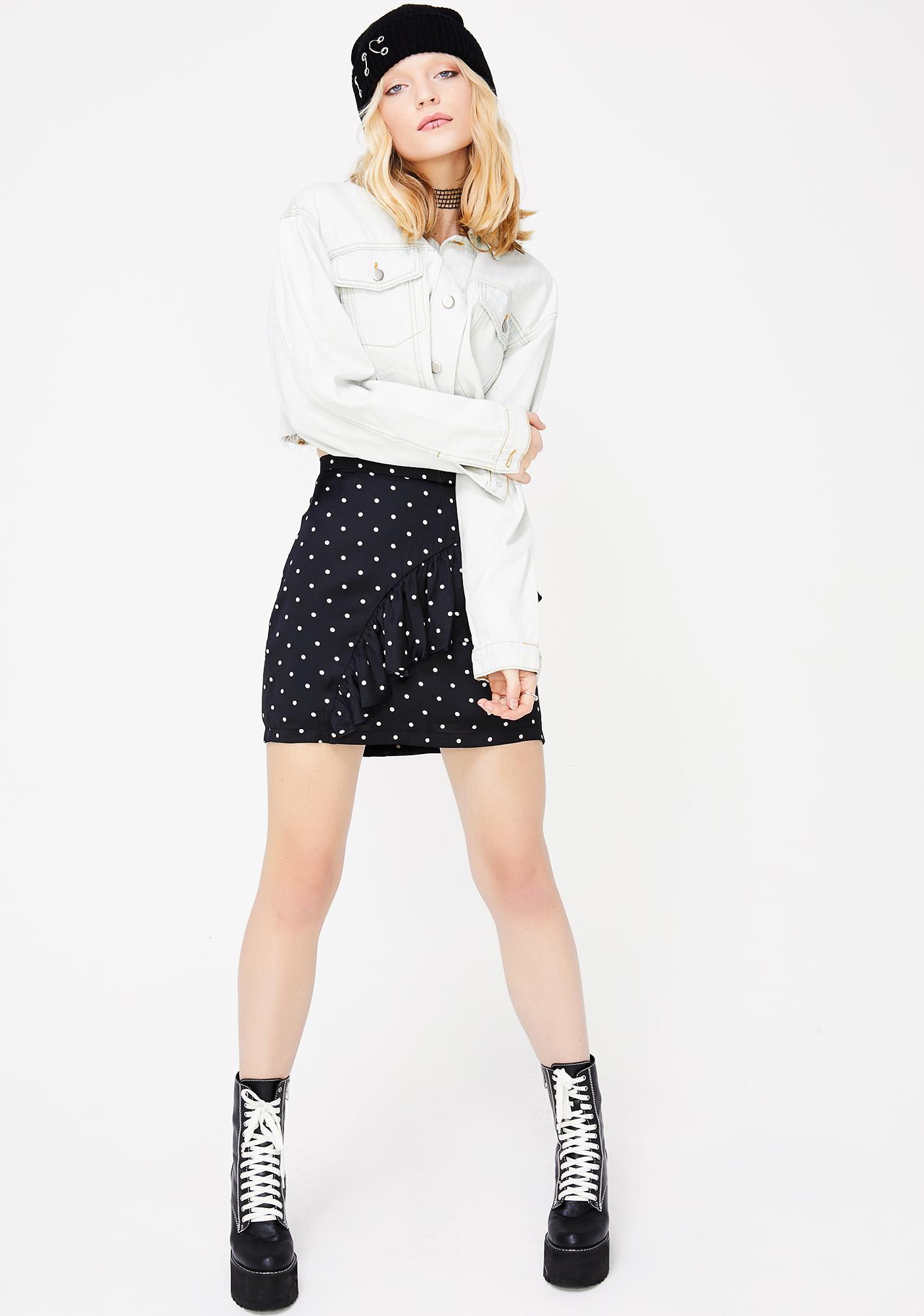 Same Mistakes Skirt