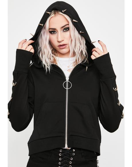 Stage Dive Zip Up Hoodie