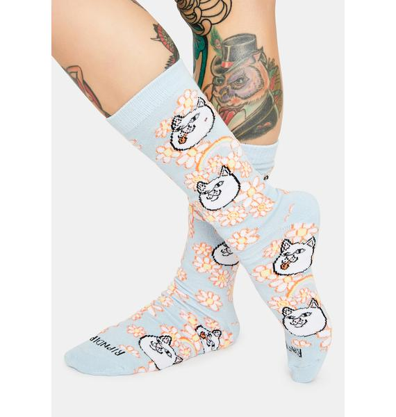 RIPNDIP Daisy Daze High Socks