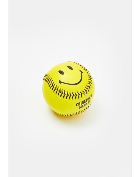 Smiley Baseball