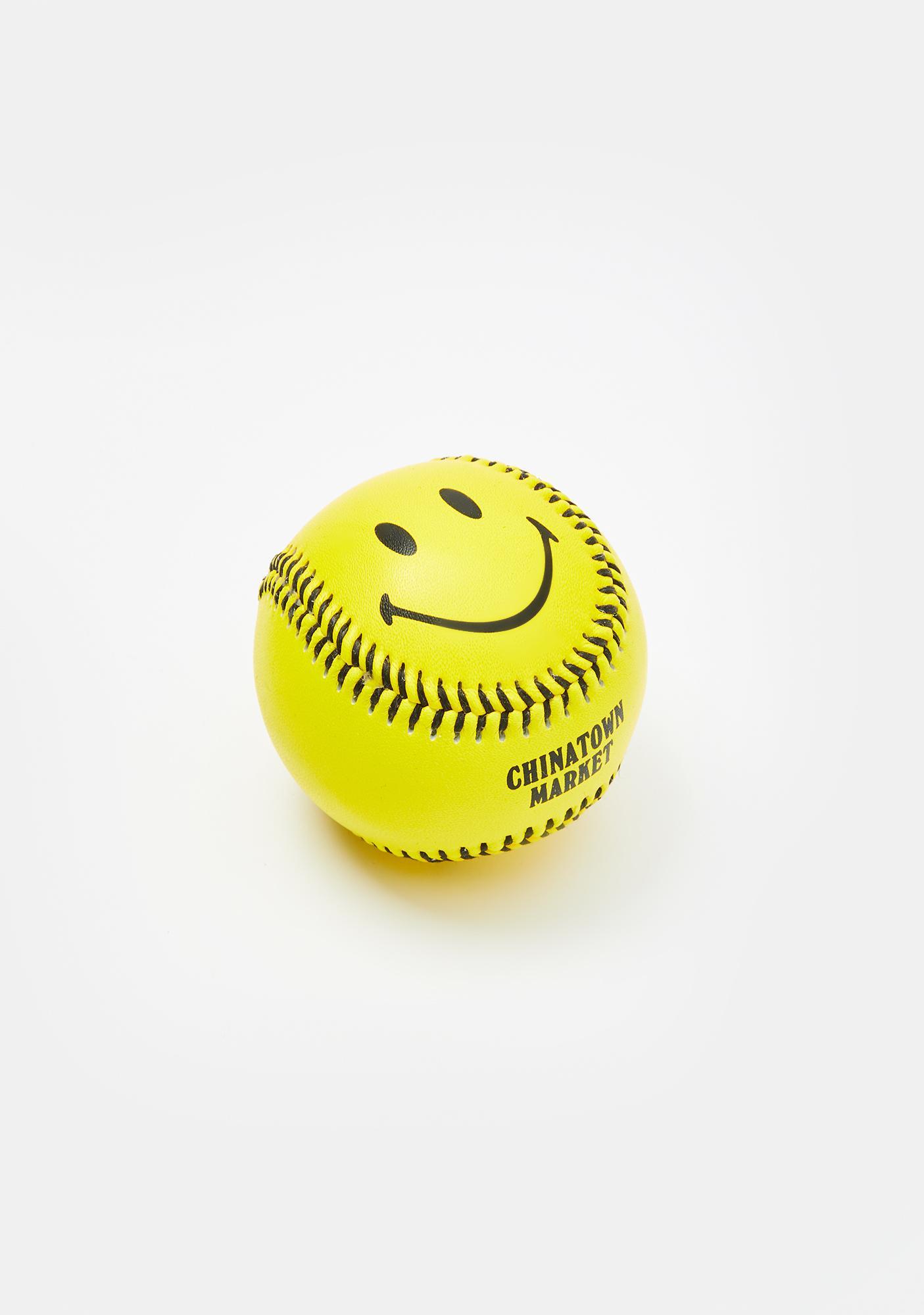CHINATOWN MARKET Smiley Baseball