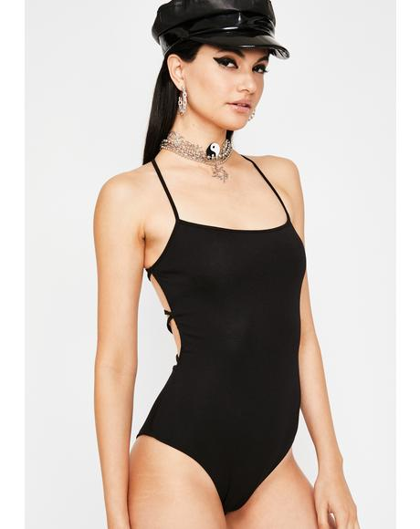 Pretty Gang Strappy Bodysuit