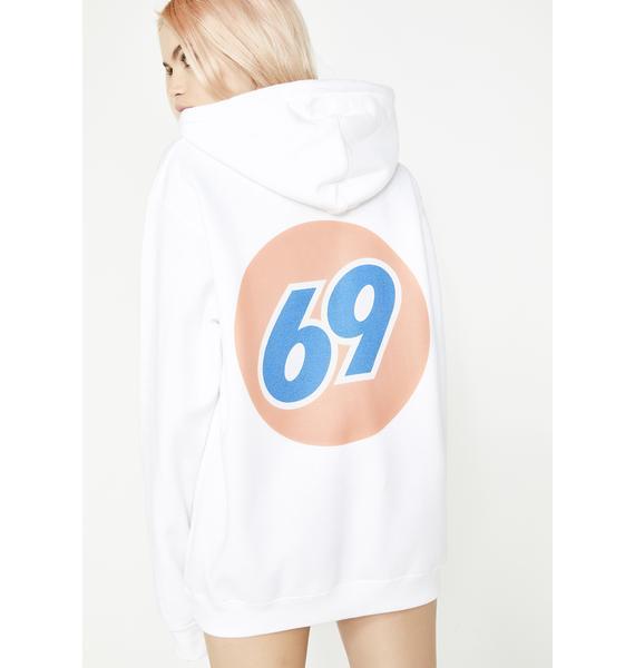 MaryJaneNite 69 Gas Station Hoodie