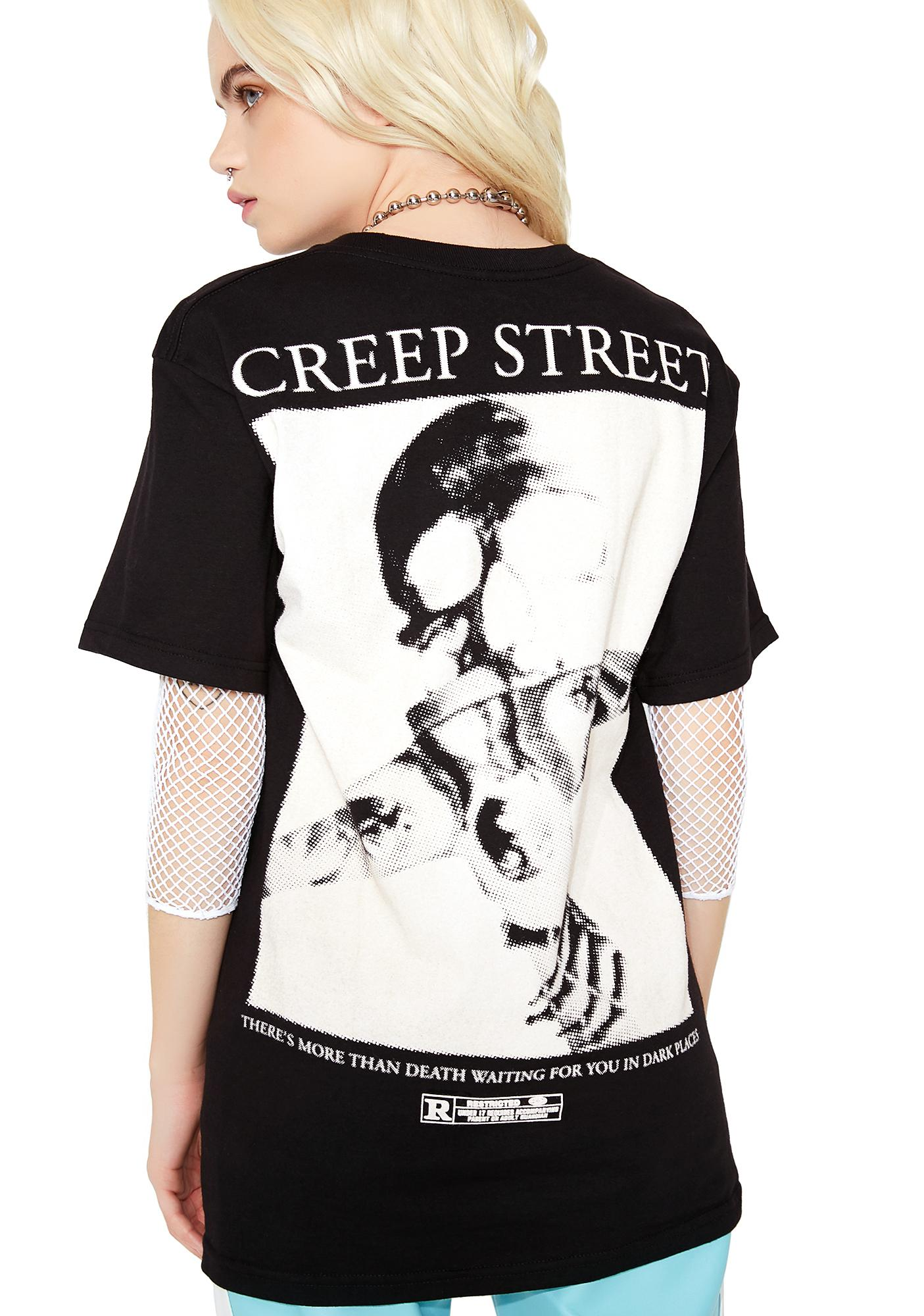 Creep Street Blackout Tee