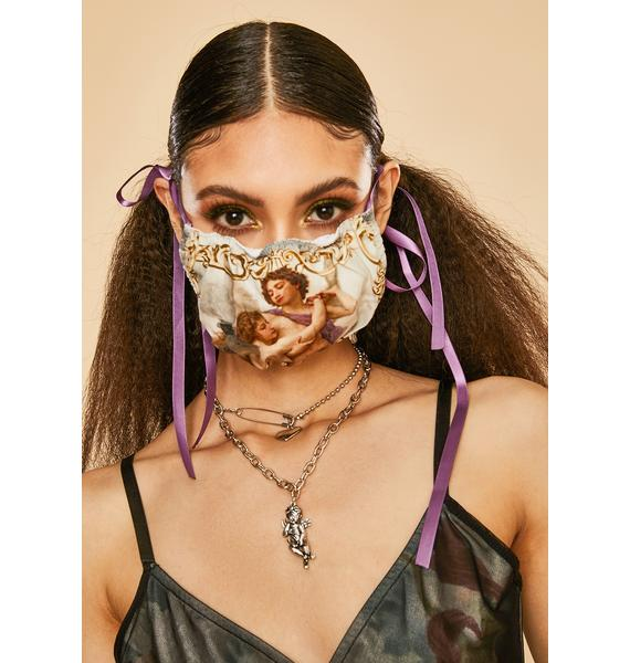 Current Mood New Sanctuary Face Mask