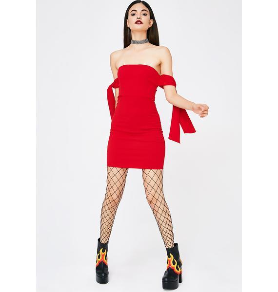 Venus Rising Mini Dress