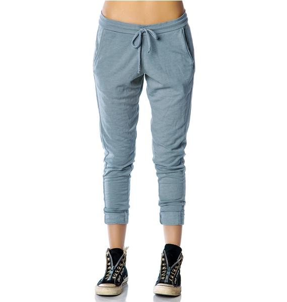 Chaser Fleece Skinny Leg Pants