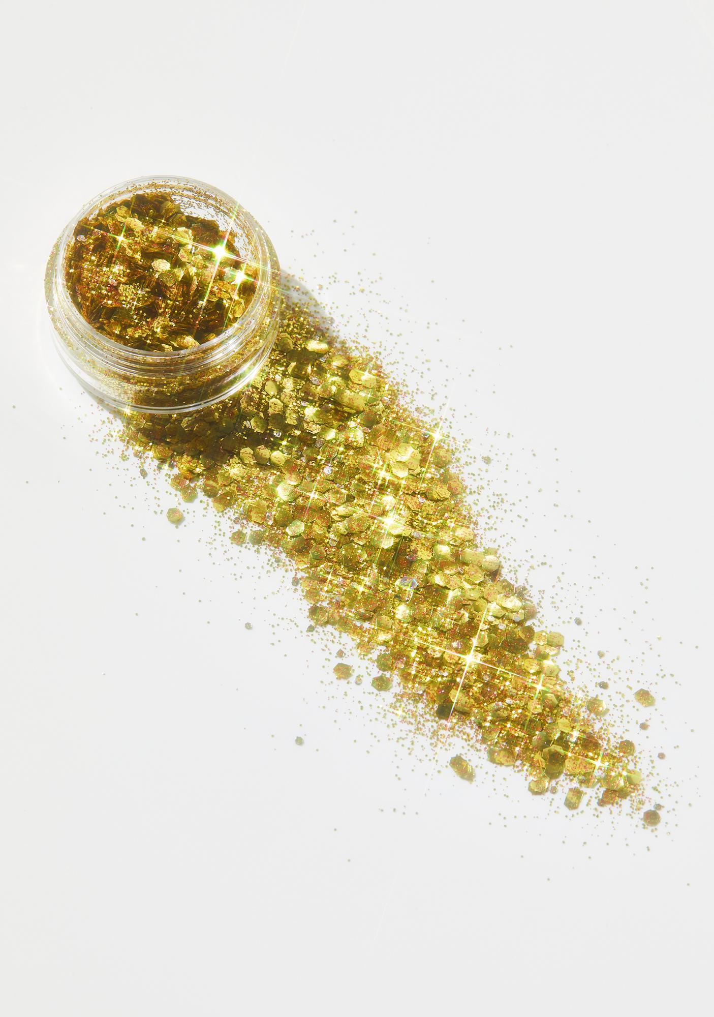 Lunautics Bali Gold Eco Glitter