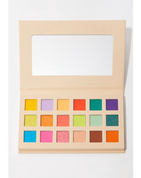 Double Scoop Deluxe Palette